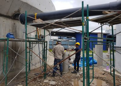 PIPING WORK 2 PVC SUS